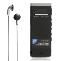 Sony Digital Voice Recorder ICD-TX50 - Black (Thumb)